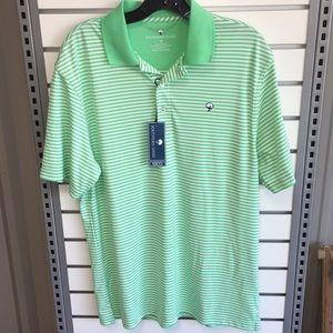 Southern Shirt Company Men's Augusta Stripe Polo!